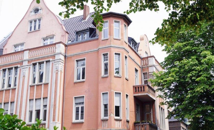 Denkmalimmobilie Krefeld