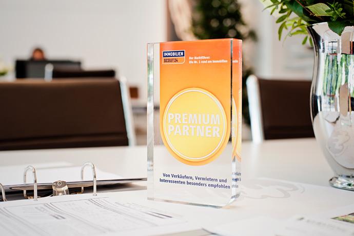 Premiumpartner Auszeichnung