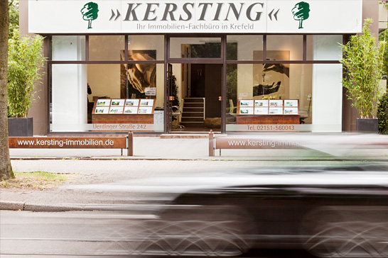 Kersting Immobilien in Krefeld