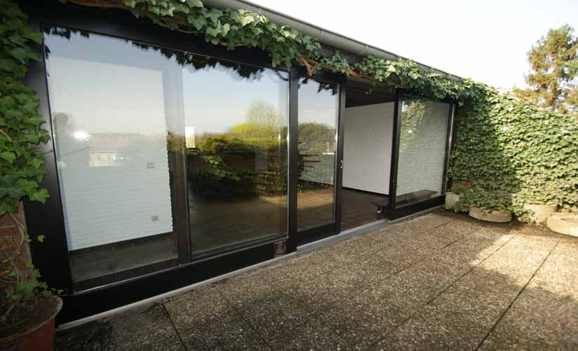 kr bockum gro z gige terrassen wohnung mit bodentiefer fensterfront kersting immobilien. Black Bedroom Furniture Sets. Home Design Ideas