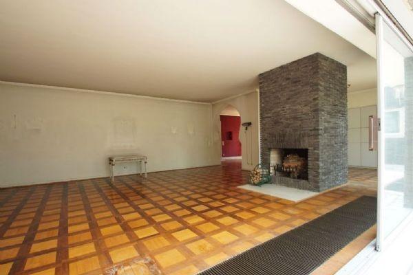kr stadtwald freistehender 152 qm grau klinker bungalow. Black Bedroom Furniture Sets. Home Design Ideas