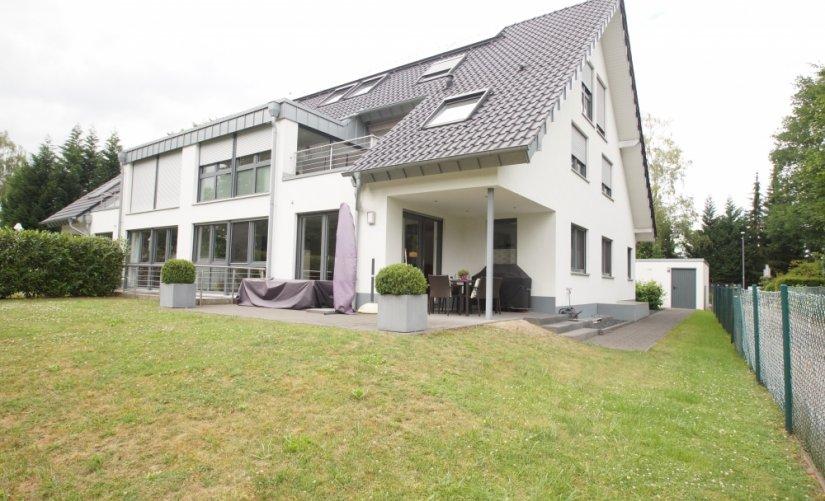 Krefeld Verberg Haus im Haus Neubauähnliche